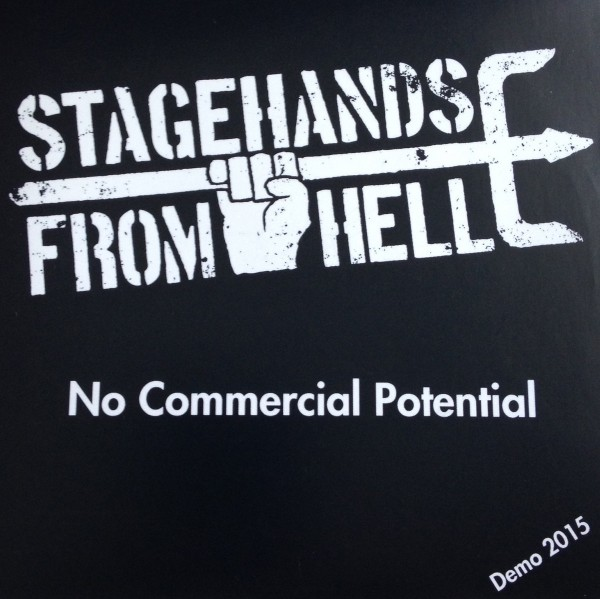 Stagehands From Hell - No commercial potential (Demo-CD)