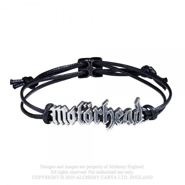 Motörhead - Logo (Lederarmband)