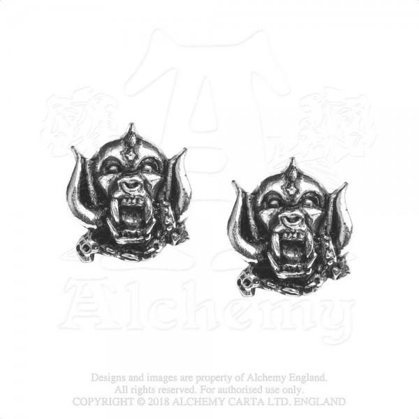 Motörhead - War pig (Ohrringe)
