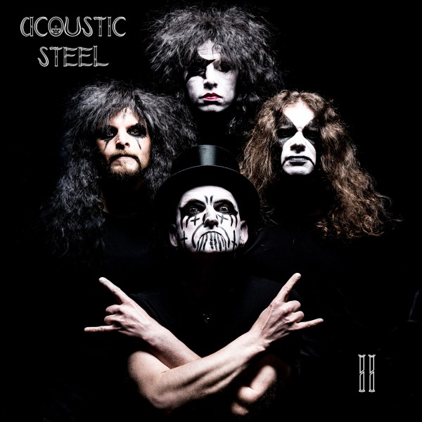 Acoustic Steel - II (Digi CD)